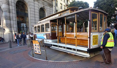 San Francisco's famed cable cars