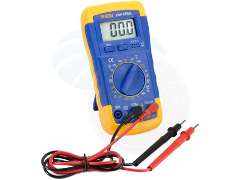 Www Multitester digital multitester ammeter voltmeter multimeter ac dc