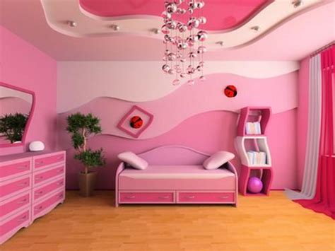 pink colour bedroom decoration modern interior decorating with pink color combinations