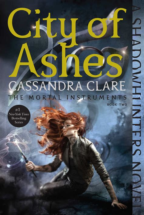 Ashes Book 1 city of ashes book by clare official