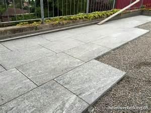 platten terrasse natursteinplatten f 252 r garten terrasse selbst verlegen