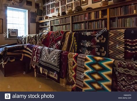 hubbell trading post rugs for sale navajo rugs for sale in the trading post hubbell trading post stock photo royalty free image