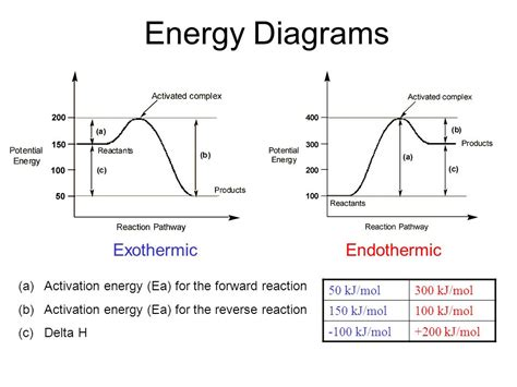 energy diagram chemistry exothermic reaction energy diagram 28 images ib
