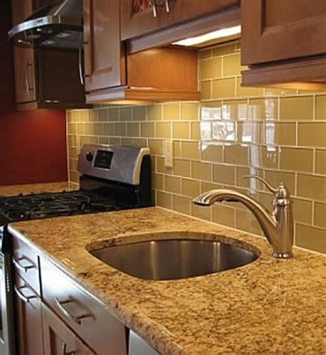 recycled glass backsplashes for kitchens 1000 images about kitchen backsplash on