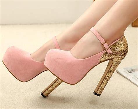 imagenes de zapatillas hermosas 2015 tacones rosa pastel 5 zapatillas de moda