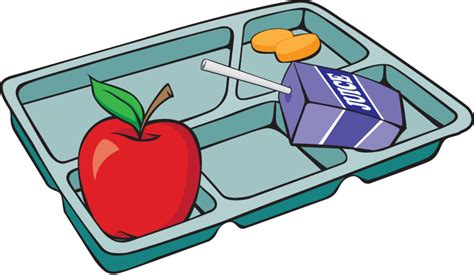 cafeteria clipart cafeteria tray clip clipart best