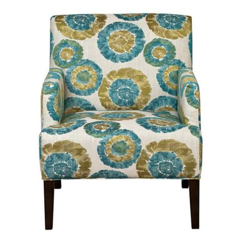 Blue Green Accent Chair Zoe Accent Chair Blue Green Also What I Would In My Living Room Home Sweet Home