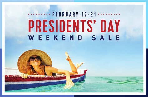 president s day weekend sale royal caribbean s presidents day weekend sale offers