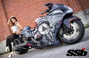 Custom Suzuki Hayabusa Custom Suzuki Hayabusa And Its Awesome Uniqueness