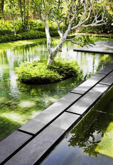 big house with beautiful ponds as cooling elements the big house with beautiful ponds as cooling elements the