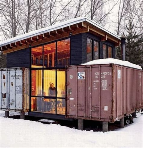 Log Cabin Builders Colorado Shipping Container Homes Nifty Homestead