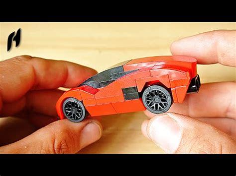 How To Make A Lamborghini by How To Make A Lego Humvee V2 Funnydog Tv