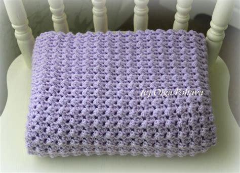 Easy Baby Blanket by Easy Crochet Blanket Patterns For Beginners