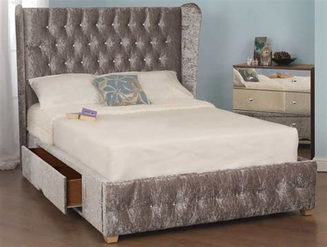 sweet dreams bed sweet dreams fantasy fabric bed frame buy online at