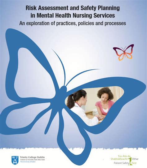 assessment and care planning in mental health nursing uk risk assessment and safety planning in mental health