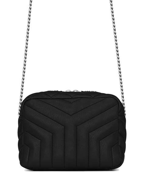 saint laurent  matelasse monogram bowling bag bragmybag