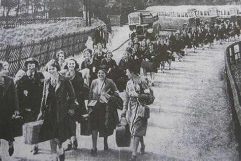 evacuation world war ii ww2 evacuees in britain during world war two