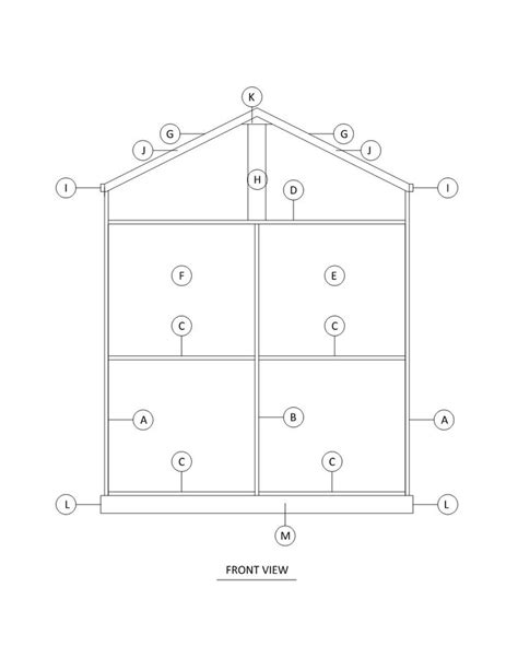 Doll House Plans For American Girl Or 18 Inch Dolls 5