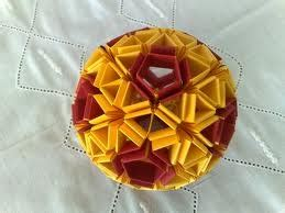 How Origami Was Invented - 101 best images about kusadama on origami
