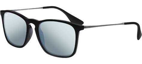 Rb Chris Mirror Silver ban chris rb 4187 sunglasses sale