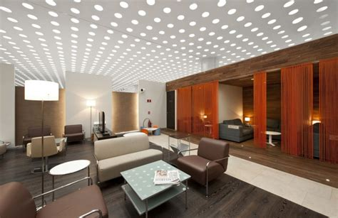 Led Lighting For Home Interiors Modern House Architecture Adjust The Lighting In A Modern House