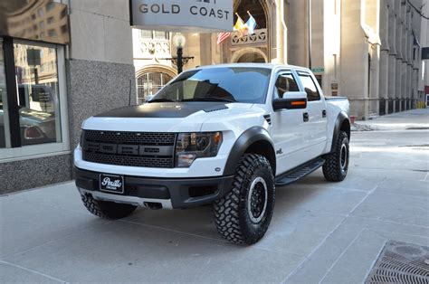 ford raptor chicago 2013 ford f 150 svt raptor stock 64843 for sale near