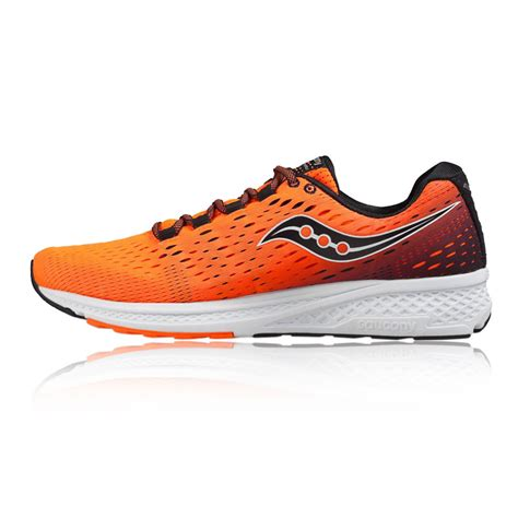 orange running shoes running shoes saucony breakthru 3 running shoes ss17