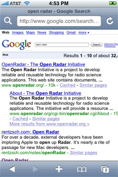 google images zoom iphone daring fireball iphone optimized google search results
