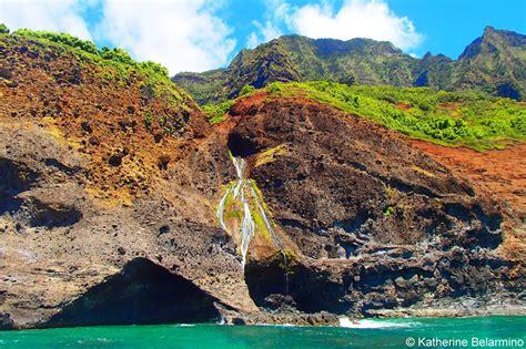 catamaran kauai touring kauai s na pali coast with napali catamaran