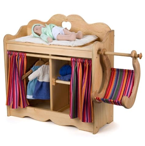 Dolls Changing Table Doll Changing Table Woodworking Projects Plans