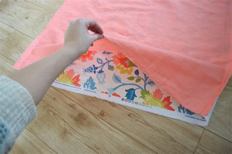 membuat zipper bag diy sew a kids bean bag chair in 30 minutes project nursery