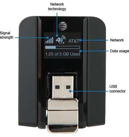 Modem Mifi At T secure 4g lte mobile mifi hotspots wireless teq i q computer repair