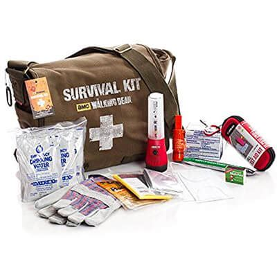 Survival Kit For 20 Something the walking dead merchandise geekwrapped