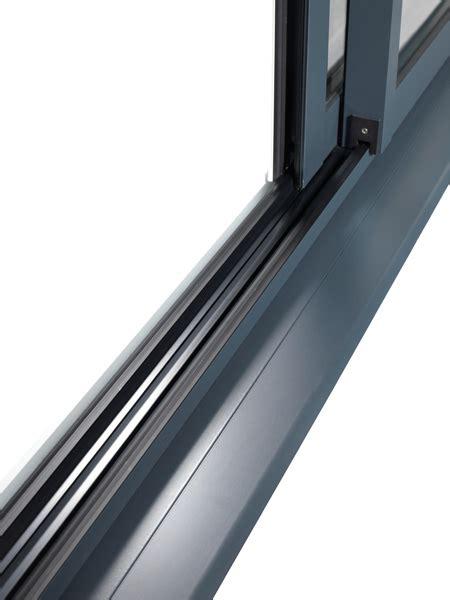 Baie coulissante aluminium 3 rails, baie vitree galandage