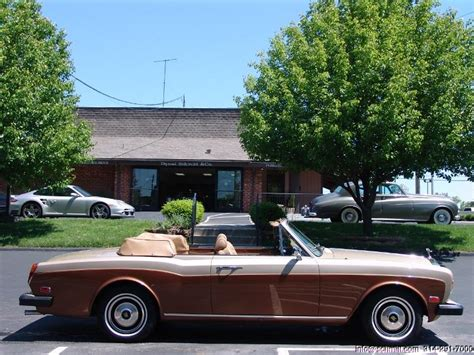 rolls royce corniche convertible 1980 rolls royce corniche convertible daniel