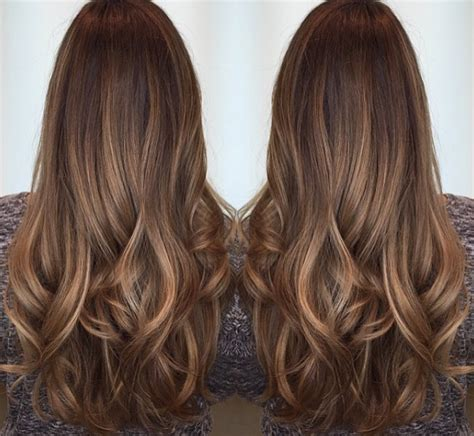caramel hair color with highlights flattering caramel highlights on brown hair hair