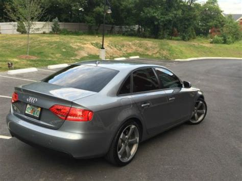 Sell Audi A4 by Sell Used 2011 Audi A4 2 0 Tfsi Premium Plus With Titanium