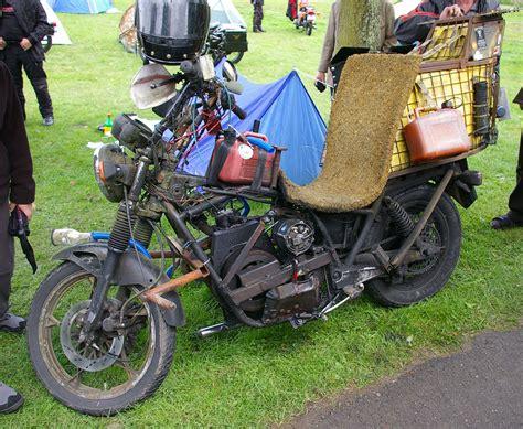Diesel Motorrad Selber Bauen by Ratbike