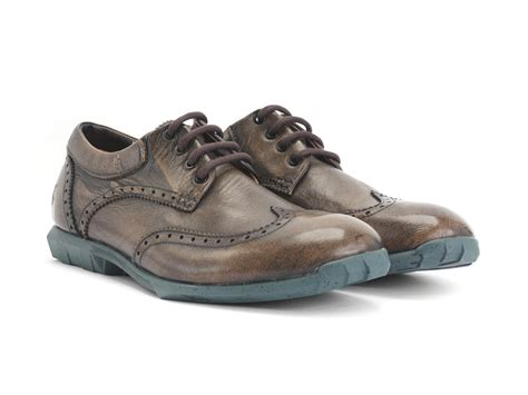 fluevog shoes fluevog shoes shop orbit brown brogued wingtip derby