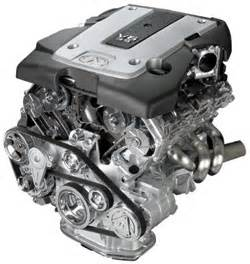 nissan aims high with redesigned vq series v 6 news analysis content from wardsauto