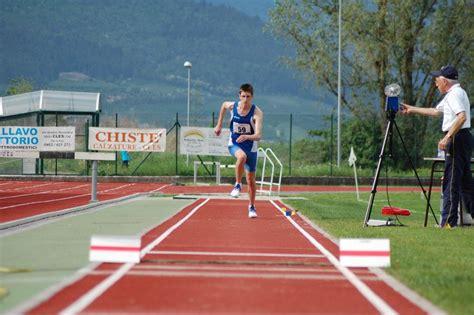 pedana salto in lungo atletica alto garda e ledro associazione atletica