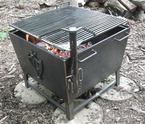 cowboy firepit cowboy pit rotisserie grill pit design ideas