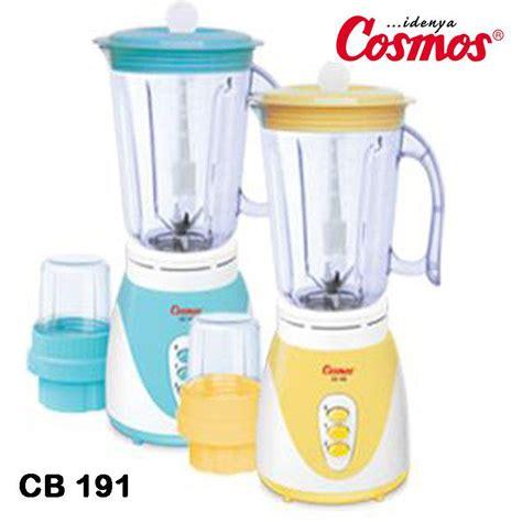 Gelas Blender Gelas Bumbu Cosmos Cb 181 jual cosmos blender cb 191 cek blender terbaik bhinneka