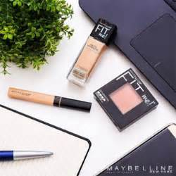 Maybelline Fit Me Foundation Indonesia harga maybelline fit me concealer fit me powder dan fit