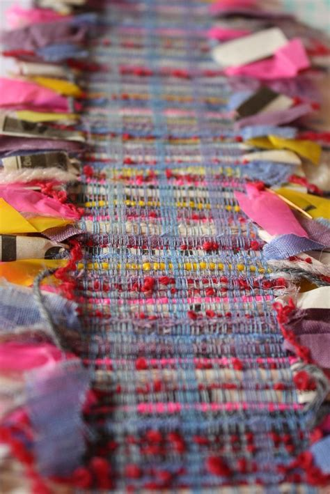 Weaving Is The Way Forward by 563 Best Saori Weaving Images On Closure Weave