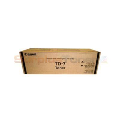 Toner Ir 5000 canon ir5000 6000 td 7 toner black 4234a004