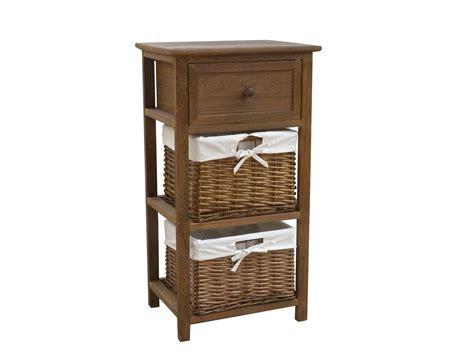 wicker 4 basket cabinet charles bentley home wicker storage baskets