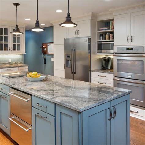cuisine gris bleu excellent cuisine bleu nuit lapeyre couleur de cuisine en