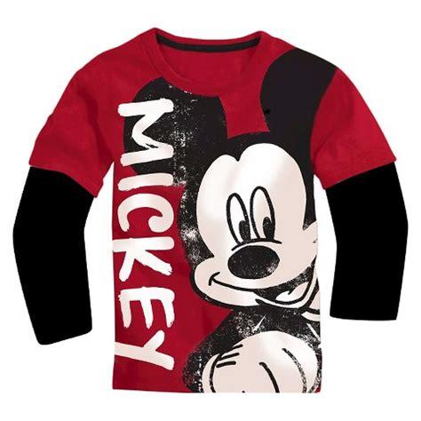 Longsleeve Mobuse toddler boys mickey mouse longsleeve t shirt lo target