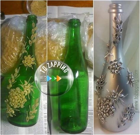 floreros con botellas de plastico florero con botellas de cristal tozapping